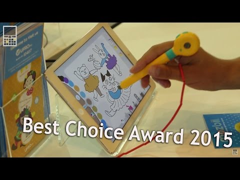 Best choice award 2015 - computex 2015
