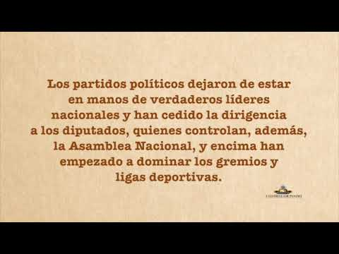 Degradación política