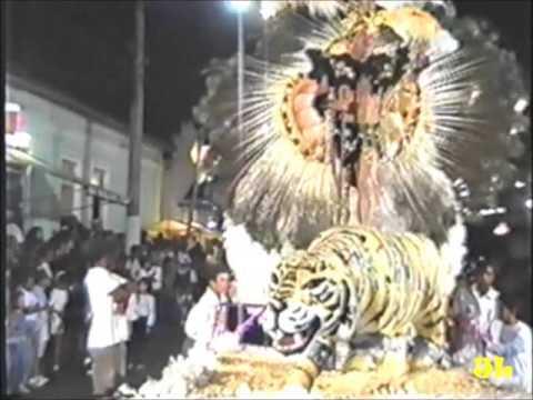 EWBANK DA CÂMARA   MG    CARNAVAL  1993