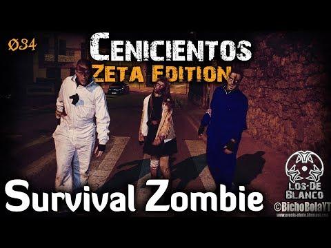 Cenicientos Survival Zombie Ø34 (Zeta Edition)