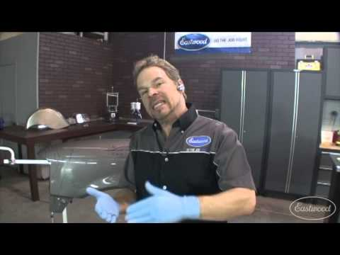 How to repair Clearcoat - Kevin Tetz shows the best way to fix paint - Pt 3 of 3 - Eastwood