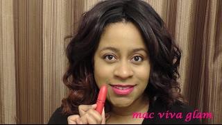 Would I Work for... Taraji P.Henson Viva Glam Lipstick?