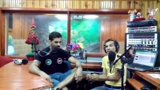 Leandro Martins (Trecho Entrevista) LUTADOR DE MMA #IRON CORUMBÁ