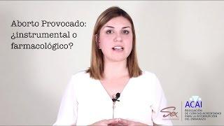 Métodos de interrupción voluntaria del embarazo en España