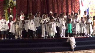 Funny KIDS Sing song in Ethiopian Orthodox Church Oakland, CA Aug18,2013 1Aug18,2013 2