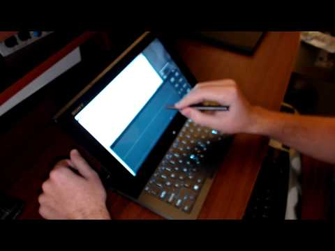 Sony Vaio Duo 11 Ultrabook [Full Demo and Review]