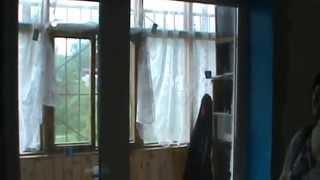 Установка окна в панельном доме
