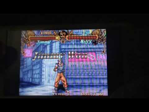 Double Dragon PSP