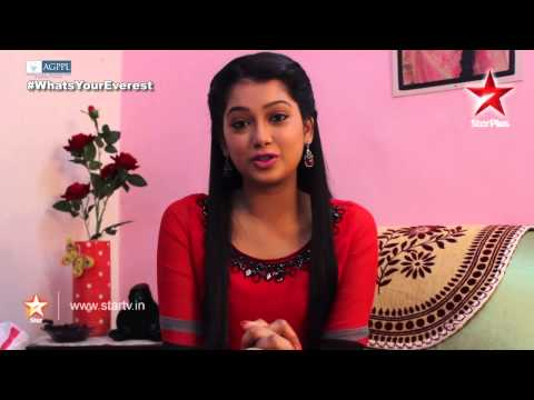 EVEREST on STAR Plus: Digangana Suryavanshi shares her EVEREST!