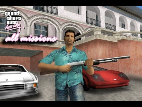 vice city - My biggest and most ambitious video yet. MISSION LIST: 0:00 - In The Beggining 4:03 - An Old Friend 5:21 - The Party 11:47 - Back Alley Brawl 19:05 - Jury Fu...