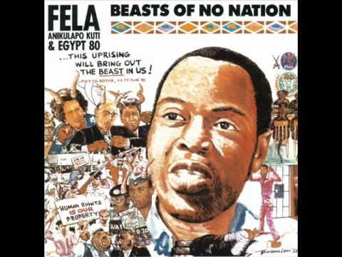 Fela Kuti - Beasts of No Nation (Edit)