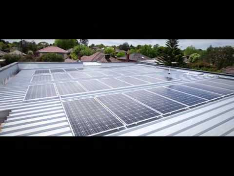 TCK Solar - The Future Takes Shape