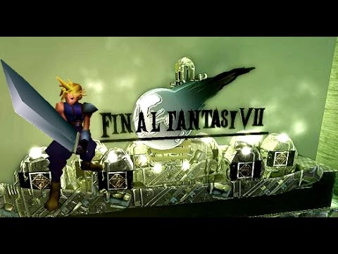 final fantasy vii for psx rom