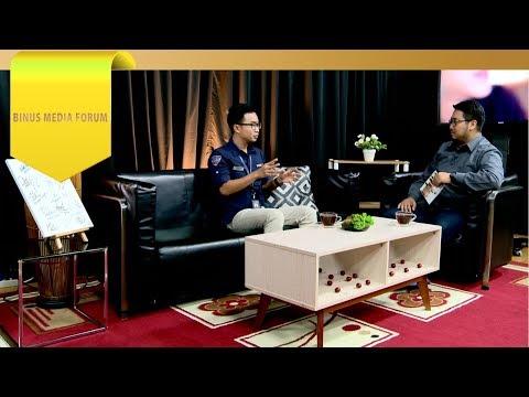 BINUS MEDIA FORUM – Arkan Dhanu – Suka Duka Seorang Report NET News