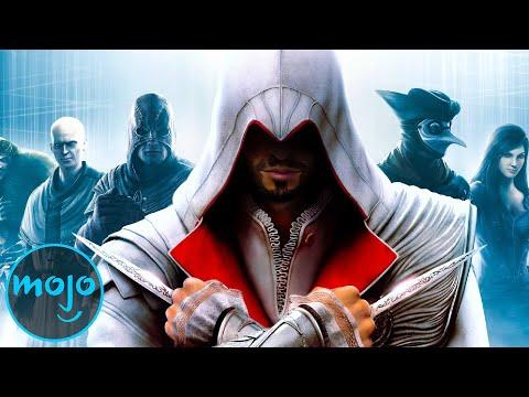 Top 10 Best Ubisoft Game Characters