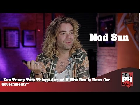 Mod Sun - Fame Is Bullshit & Being Homeless (247HH Exclusive)