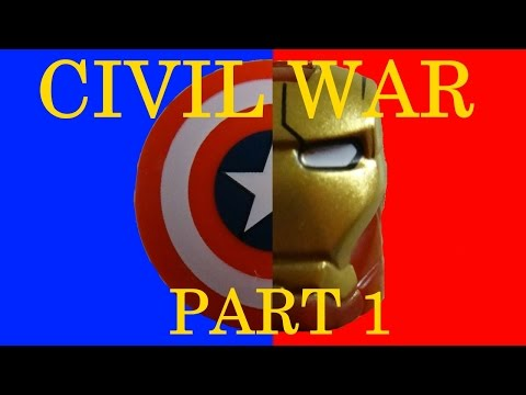 Video LEGO MARVEL - CIVIL WAR - CAPTAIN AMERICA V'S IRON MAN - PART 1 download in MP3, 3GP, MP4, WEBM, AVI, FLV January 2017
