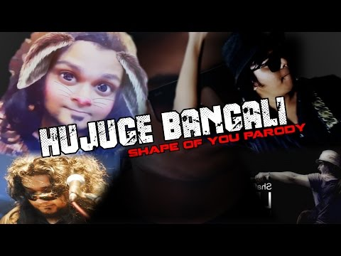 Video Hujuge Bangali(Shape of you PARODY)[[VIDEO BABA PRODUCTION]] download in MP3, 3GP, MP4, WEBM, AVI, FLV January 2017