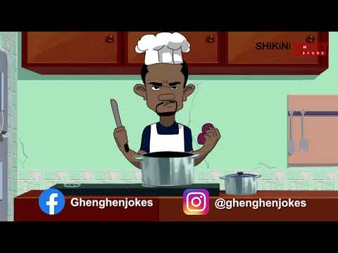 KOJO THE CHEF (GHENGHENJOKES)