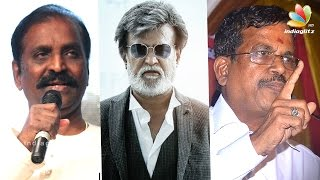 Vairamuthu calls Kabali a Failure & S Thanu Responds! | Controversy Speech Kollywood News 26/07/2016 Tamil Cinema Online