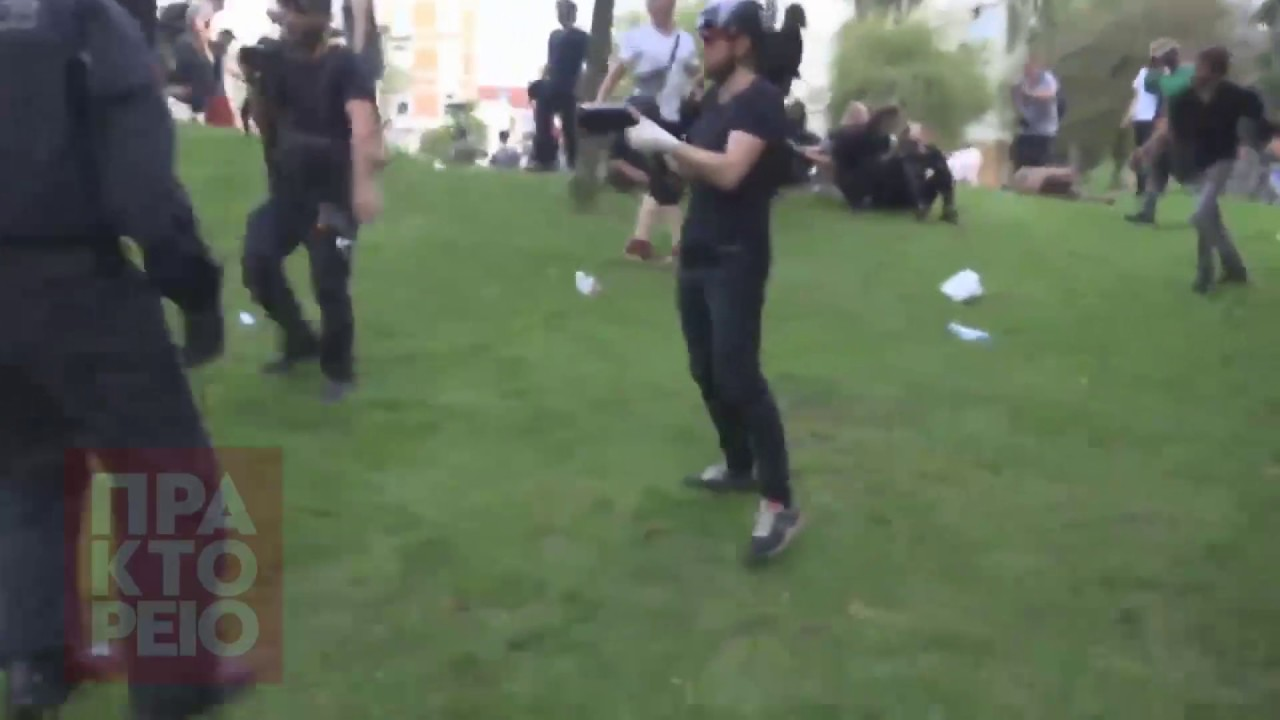 Γερμανία: Συμπλοκές αστυνομικών – διαδηλωτών στο περιθώριο της συνόδου της G20