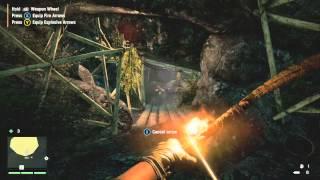 Far Cry 4 Tutorial/Walkthrough - Destroying The Tibetan Wolves...