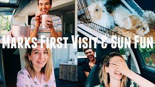 Video MARKS FIRST VISIT & SUN FUN MP3, 3GP, MP4, WEBM, AVI, FLV Oktober 2018