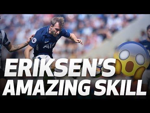 Video: ERIKSEN'S AMAZING SKILL | Newcastle 0-2 Spurs