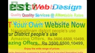 Namakkal India  city photo : Best Web Design in Namakkal India