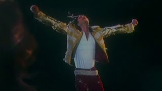Michael Jackson Hologram Performs