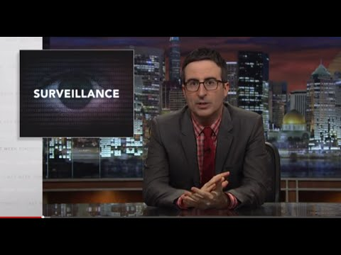 John Oliver Government Surveillance