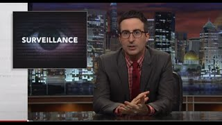 There are very few government checks on what America's sweeping surveillance programs are capable of doing. John Oliver sits ...