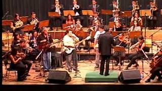 She´s living Home - Orquestra Filarmônica de Brasília e Conjunto Friends