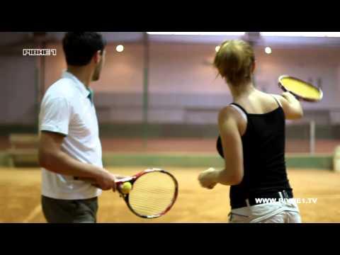 Великий теніс. Хутір.  Хелоу шоу