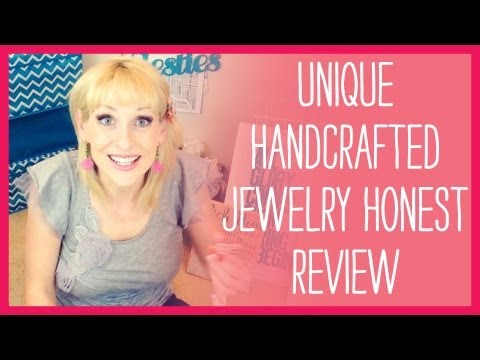 Unique Handcrafted Jewelry Review