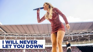 Rita Ora - I Will Never Let You Down (Summertime Ball 2014)