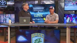 KVD wins his 25th Bassmaster Elite Series event!