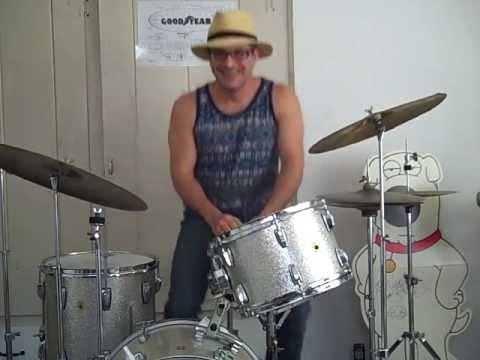 Michael Dubin - Jazz Drum Solo