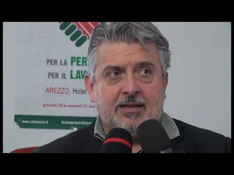 Cisl Arezzo, verso il XVIII congresso provinciale
