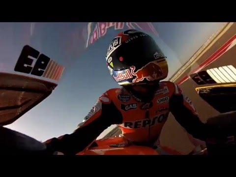 MotoGP Austin 2013 – Marc Marquez GoPro | AutoMotoTV
