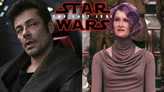 Video Why Were DJ And Vice Admiral Holdo Absent From The Final Trailer? MP3, 3GP, MP4, WEBM, AVI, FLV Oktober 2017