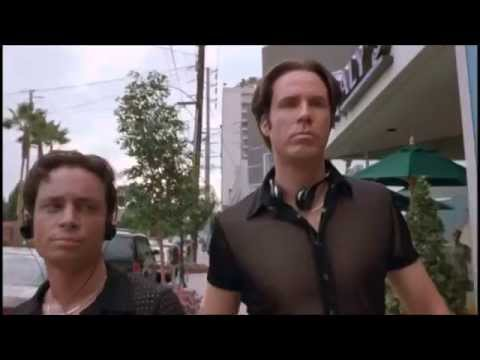 "A Night At The Roxbury (1998) Walking Scene ""Bee Gees - Stayin' Alive"""