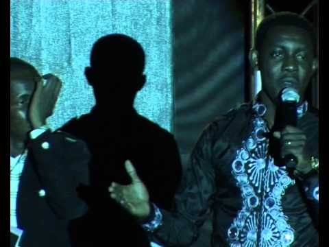 Ay Open Mic Comedy Club - Episode 4 Comedian Pencil Wins Ay Open Mic Comedy Club