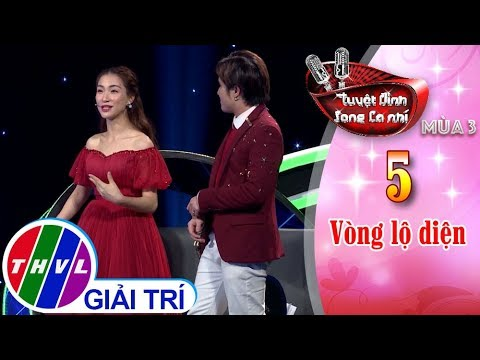 THVL | Hòa Minzy công khai quê quán người yêu để thuyết phục thí sinh - Thời lượng: 107 giây.