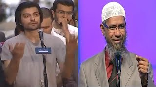 Video An Atheist vs Dr Zakir Naik - Worth Watching MP3, 3GP, MP4, WEBM, AVI, FLV Februari 2019