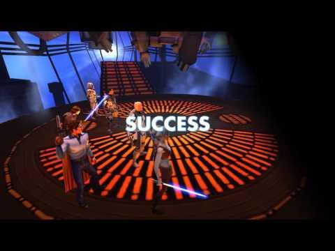 Nível 83, Aayla e Fives G11, Cantina Estágio 9 (видео)