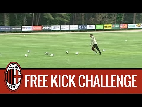 Allegri vs Gabriel: Free Kick Challenge!_Legjobb videk: Sport