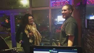 karaoke night - Ice Ice Baby