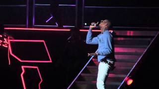 Chris Brown  - Entrance, Beautiful People,  She Ain't You, & Look At Me Now (Calibash 2013)