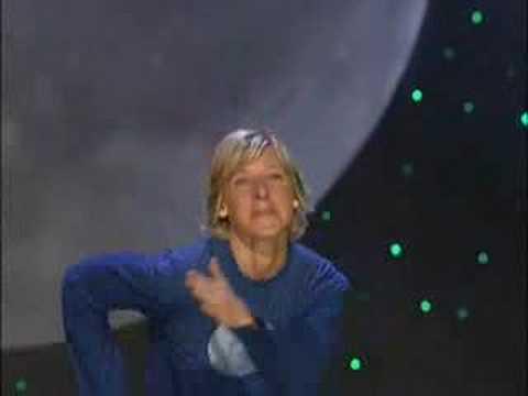 Ellen DeGeneres: Začátek (1. část)